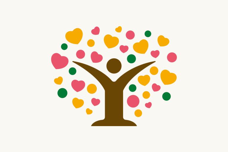 「ハートの木」のロゴマークの由来